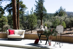 TERRACE WITH LOVE SEAT