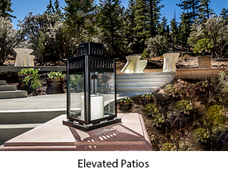 Elevated Patios